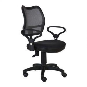 Кресло Бюрократ CH-799AXSN чёрное