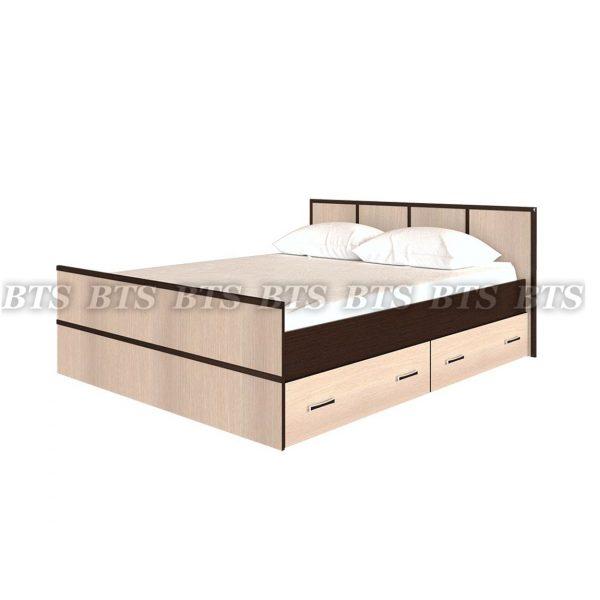 Сакура кровать 1_4 м