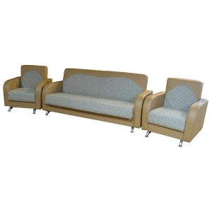 Диван Кредо-2 с креслами