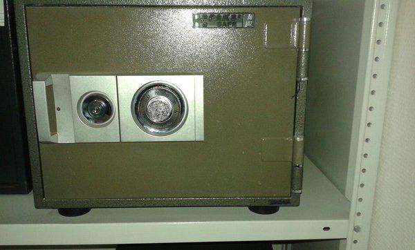 Сейф CD-102